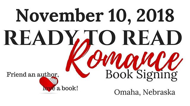 🚨 BOOK SIGNING EVENT FOR ROMANCE AUTHORS 🚨  If you live in the Omaha/Lincoln/Council Bluffs area, or you'd love to travel, and you want to partake in an amazing book signing with over 35 authors and hundreds of readers, sign up to be an attending author at this November's Ready To Read Romance event!  We will be set up in the beautiful and historic German-American Society building in West Omaha. Lunch will be catered, and you'll have the chance to meet and mingle with dozens of other authors and meet tons of new readers! There will be special author-only gifts and raffles, as well as fun raffle events for our readers.  If you'd like to fill out an interest form, DM me!  #romanceauthors #romanceauthorsofinstagram  #romancewriter #romancereader #romancebooks