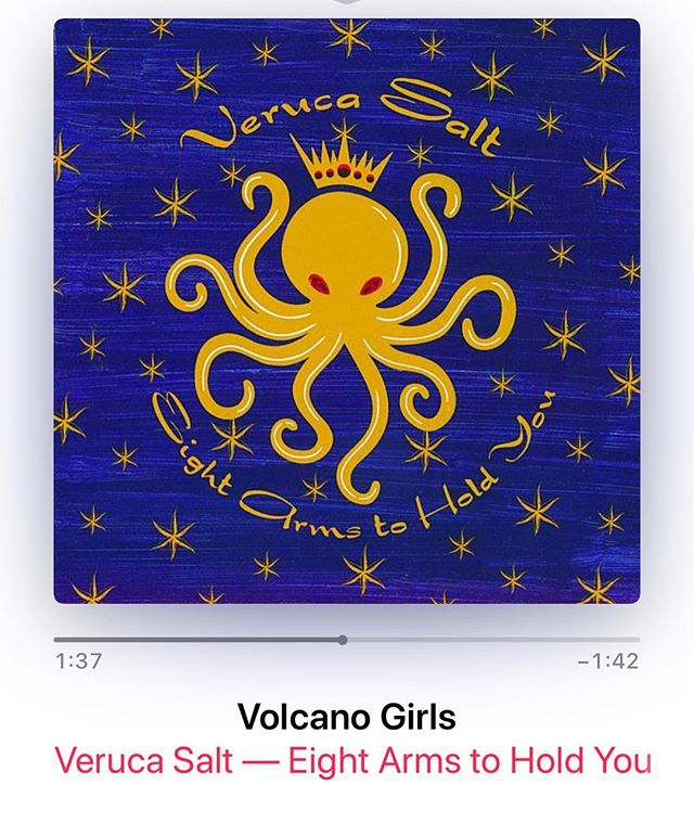 Way to go Way to 🖕🏼 everyone @verucasaltband #90sKid #90s #grungegirl #favoriteband