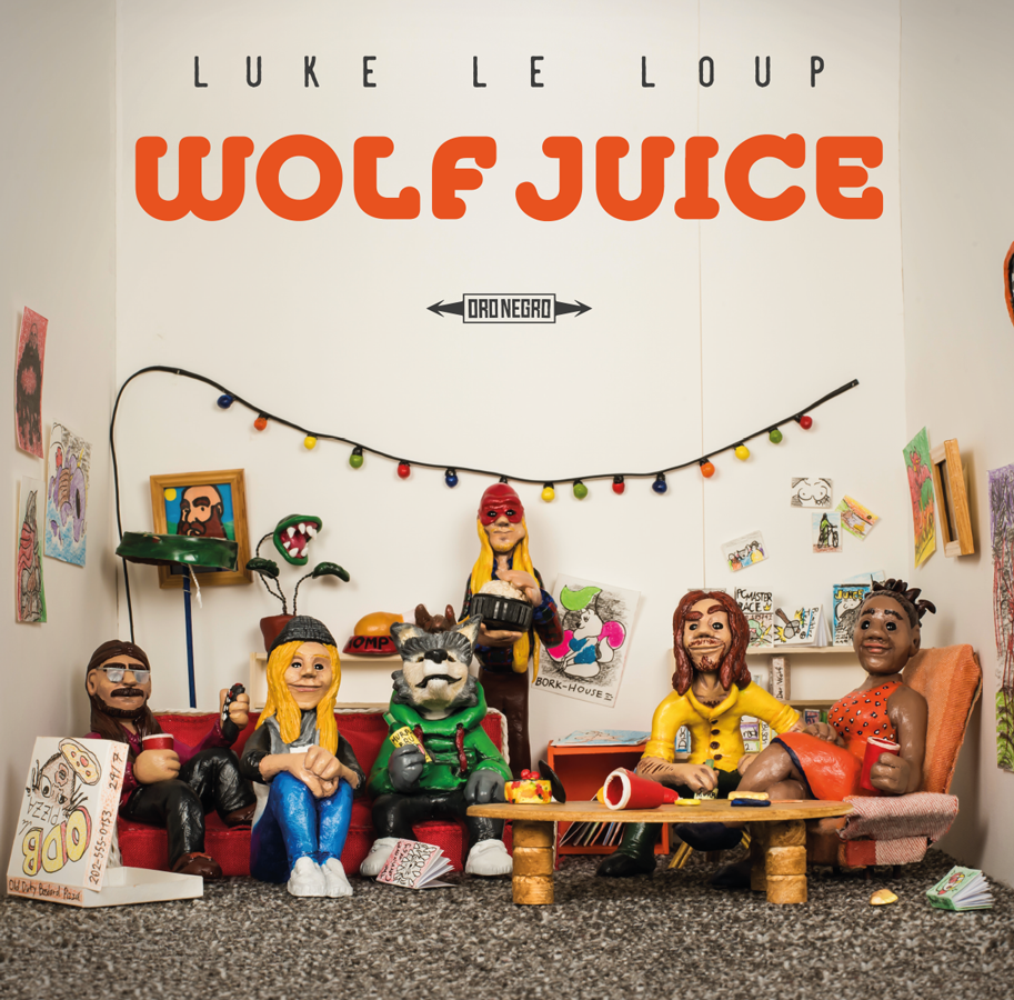 LP Luke Le Loup - Wolf Juice