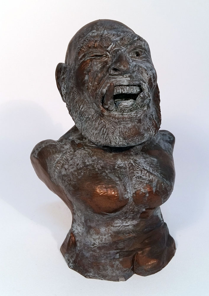 Orcish Bust