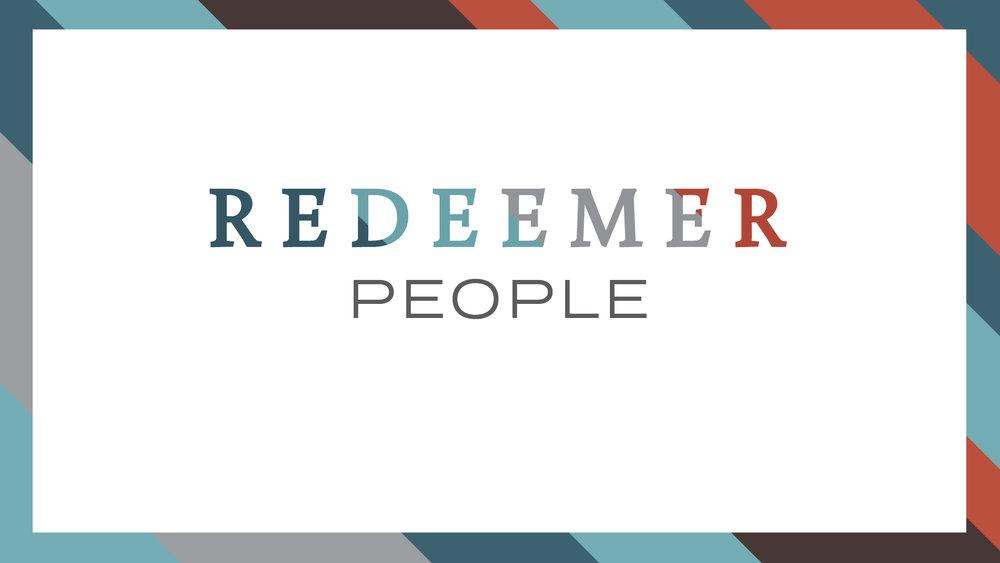 Redeemer People Series
