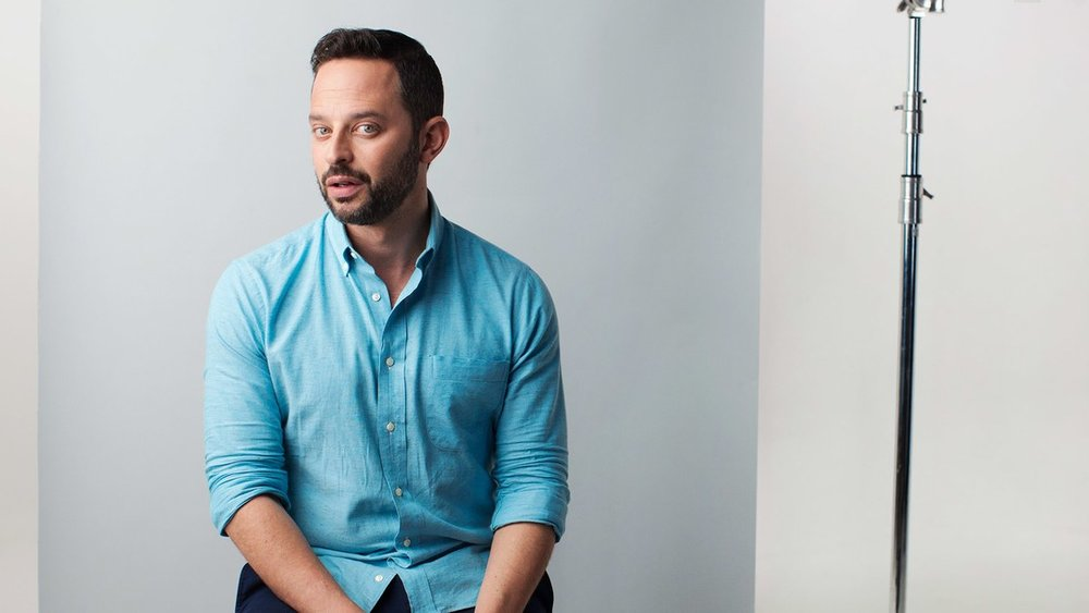 VanityFair.com |Sept. 2017 - Nick Kroll, Age 39, Is Still Going Through Puberty