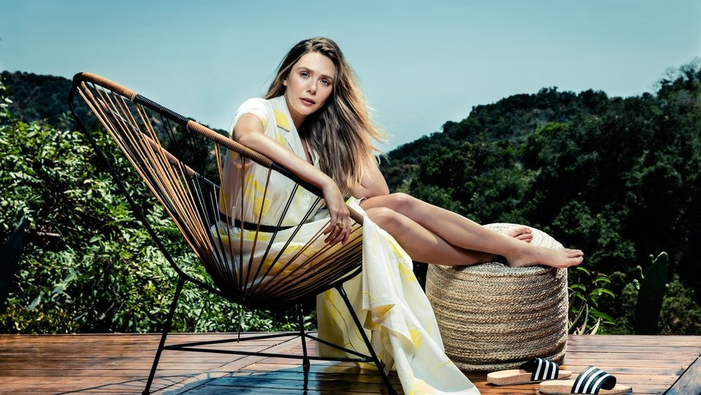 VanityFair.com |Nov. 2017 - The Secret to Elizabeth Olsen's Super Low-Key, Totally Normal, Really Actually Enviable Success