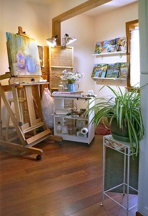 Whidbey Island studio