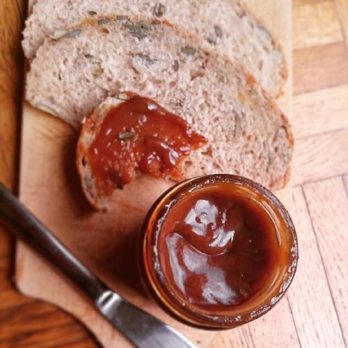 Caramelau beurre salé - Salted Caramel Sauce