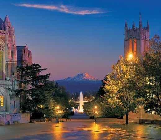About the University of Washington -