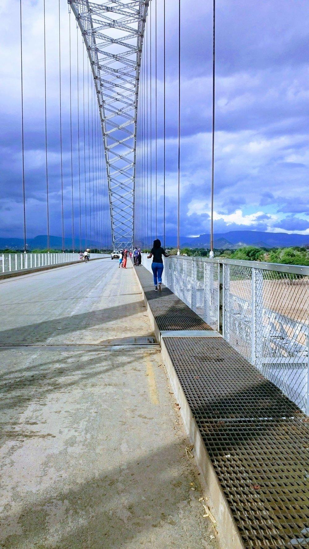 Birchenough Bridge, Zimbabwe. Photo credit: Margret Zinhumwe