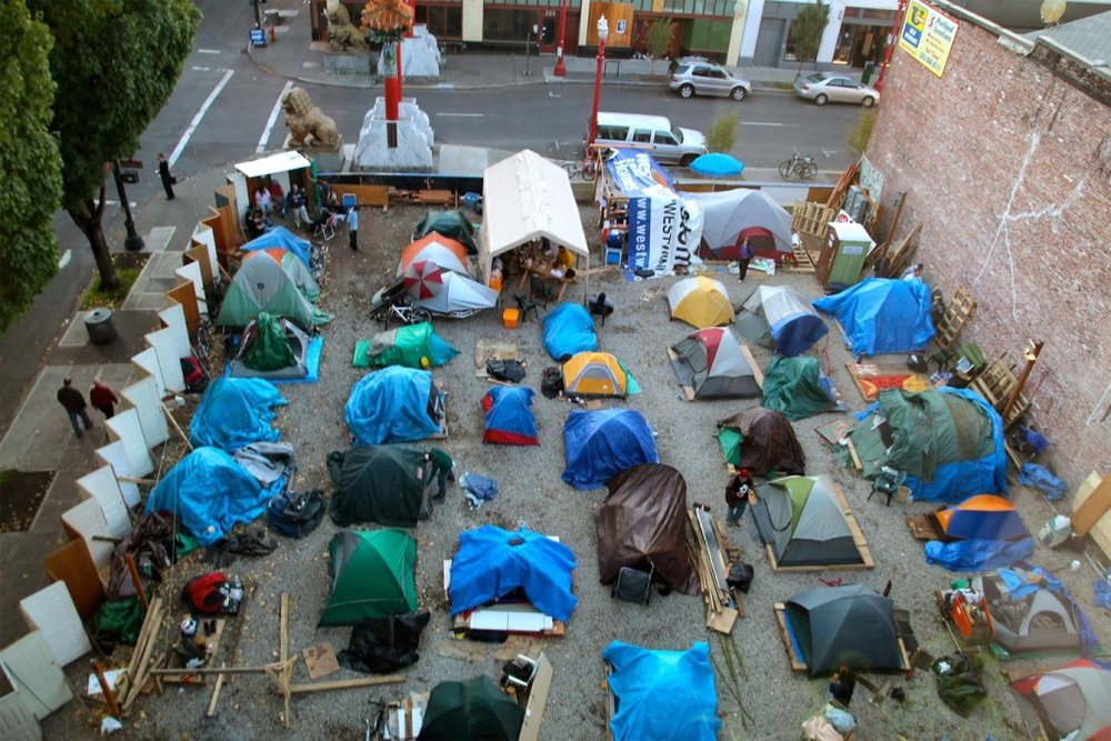 Right 2 Dream Too Camp. Portland, Oregon