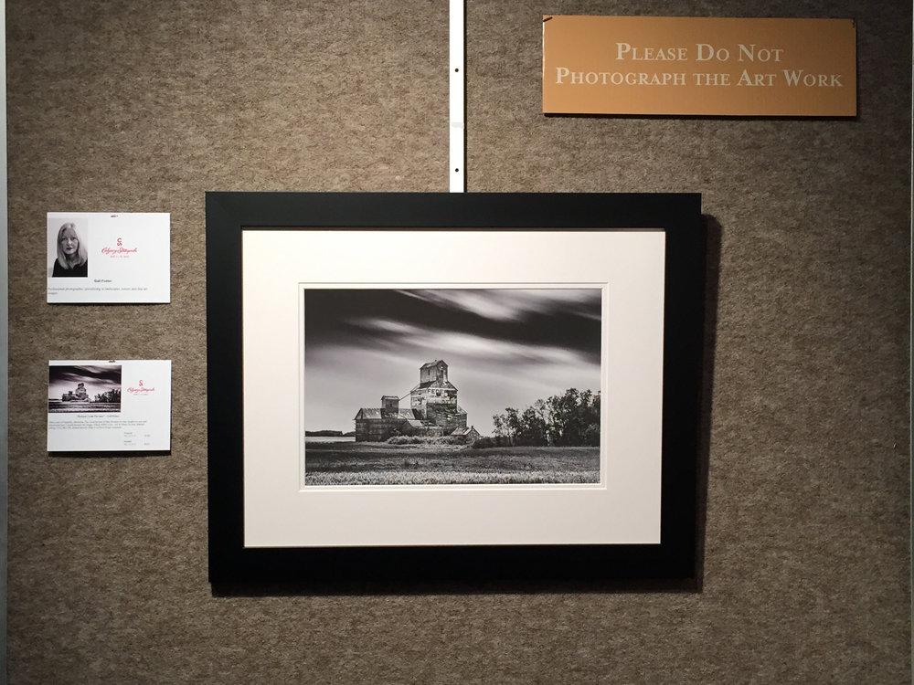 Calgary Stampede Western Showcase: Federal Grain Elevator, Manitoba