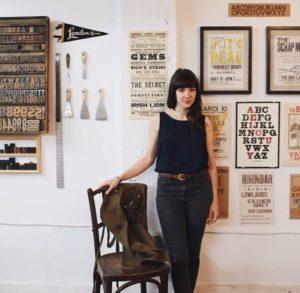 Sara Froese: artist/printmaker