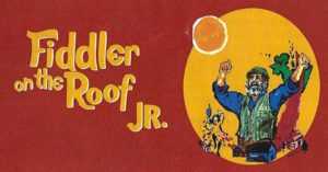 logo of Fiddler on the Roof production
