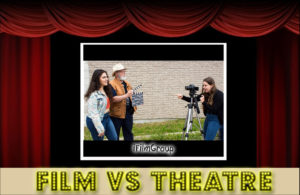 pic of Workshop: film vs theatre at www.ifilmgroup.org