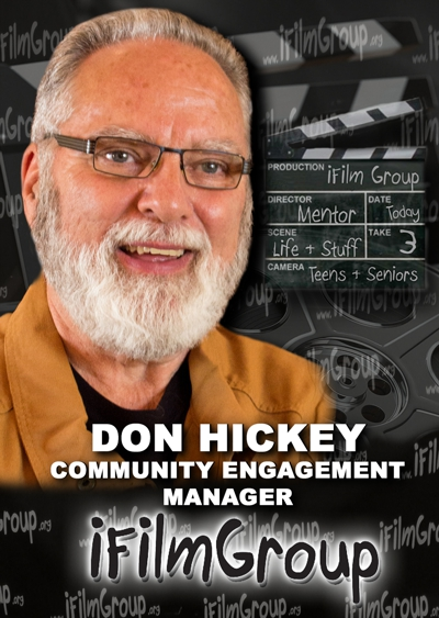 Don HIckey with  ifilmgroup.jpg