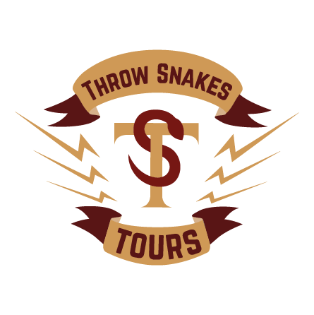 Throw Snakes Tours