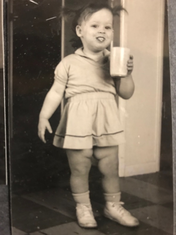 Would you believe that diet culture was starting to influence me at this innocent age?