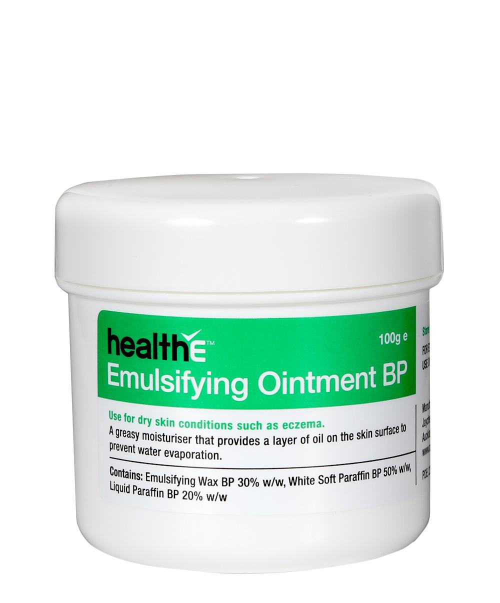 Emulsifying Ointment BP, 100g — HealthE