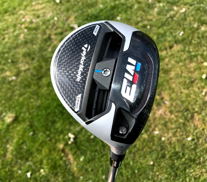 Taylormade m3 fairway - ball go far