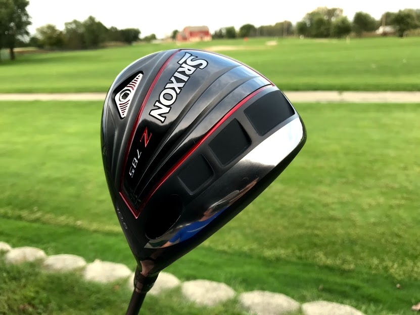 Srixon Z 785 Driver - Some promises are meant to be kept