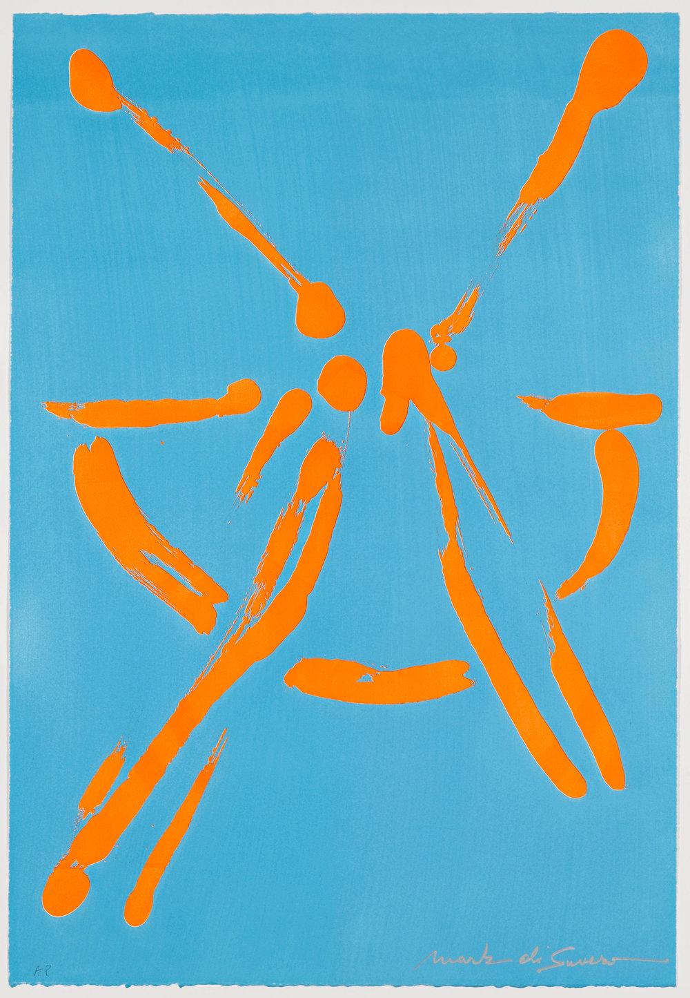 Mobius II (Orange/Blue)