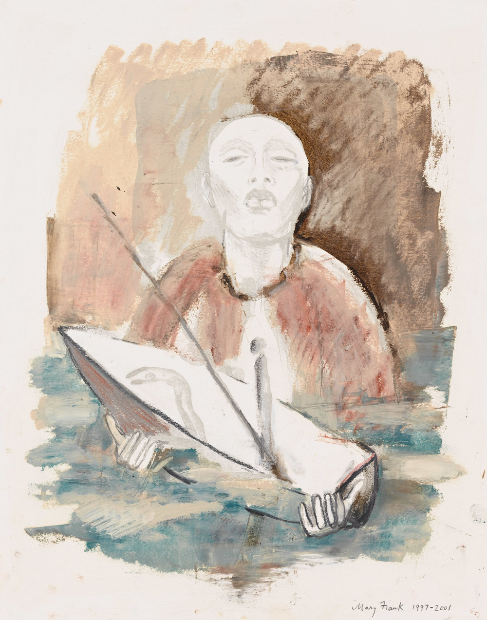 Man with Boat VI