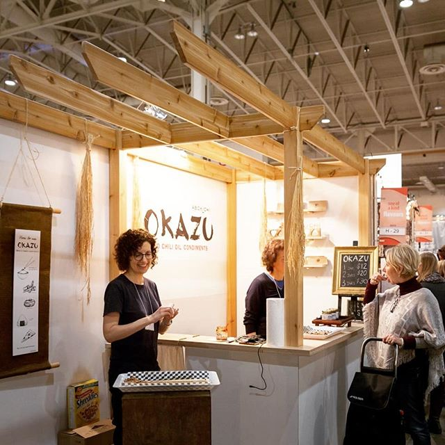 One of a Kind Show @ooak_toronto is in a week! Some of our favorite makers, creatives, and all around talents will be showcasing some of the best local goods you can buy. Two years ago we created a trade show booth for our friends @abokichilife. A group of members here, curious about #japanesejoinery decided to try their hands at it. Make sure to drop by the show and #supportlocal!  #studio #toronto #coworking #igerstoronto #makerspace #collective #wemakeshift #TBT #makeshift #woodworking #torontowoodworking #makersmovement #handmade #oneofakind #localbusiness #localfood #torontofood