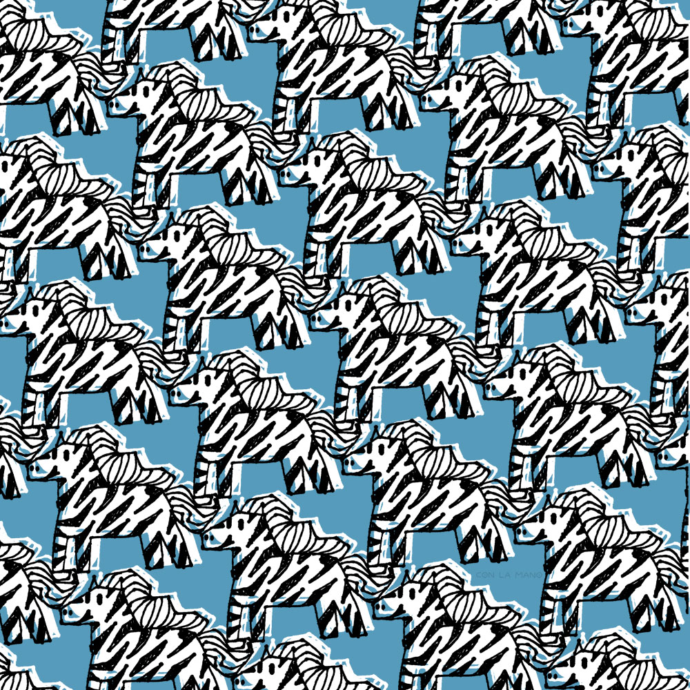 ZEEBIES  pattern/ zebra, animal, print, zigzag, wild, black and white.