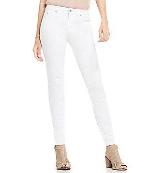 White Skinny Jeans- $69
