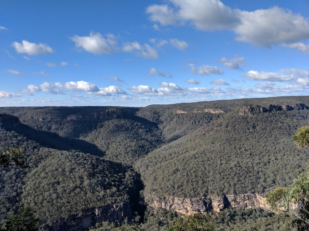 DRIVE 4 MINUTES AND ENJOY THE VIEWS OF MORTON NATIONAL PARK