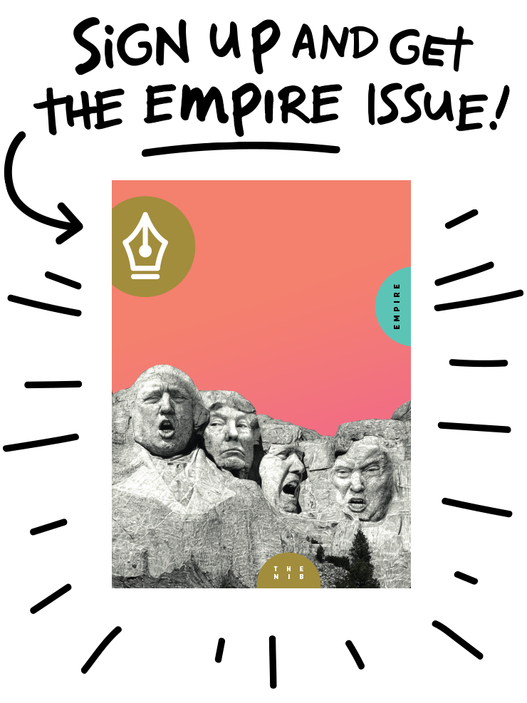 Sign up today and get the Empire issue!