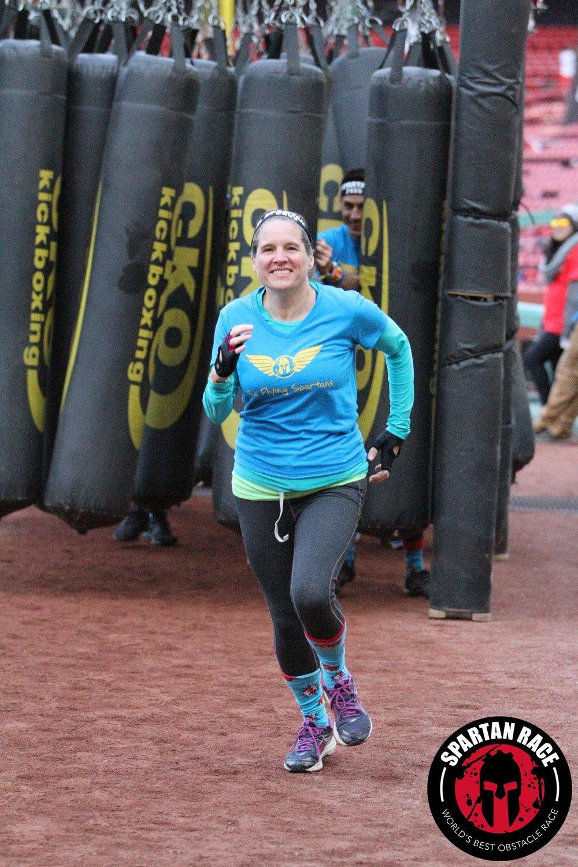 Fenway Spartan Sprint