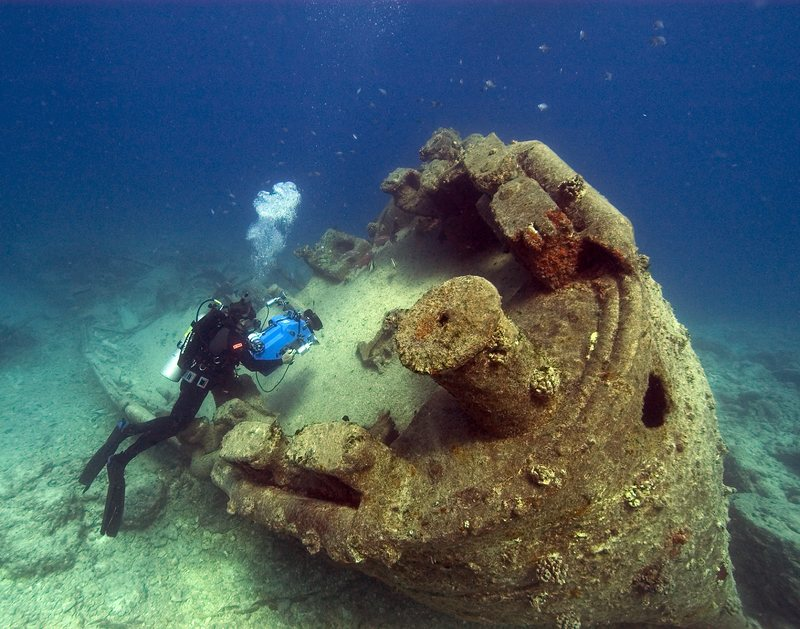 The Second Death of Long-Submerged Shipwrecks
