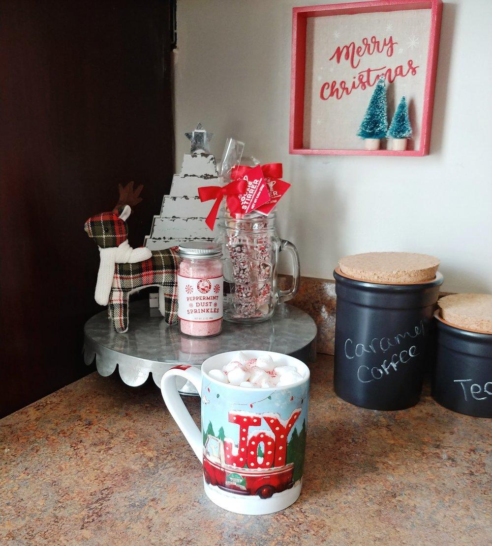 Hot Cocoa/ Coffee bar