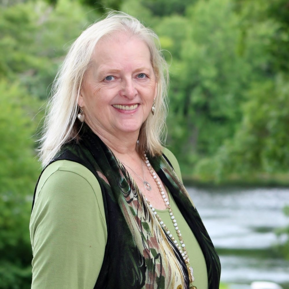 Helen Davidson - A dairy farmer's daughter, Helen's journey began in northern Michigan with dreams of seeing the world one day. Throughout her journey, God sprinkled breadcrumbs of hope that left undeniable proof of His love and plan for her life. At age 47, she met her