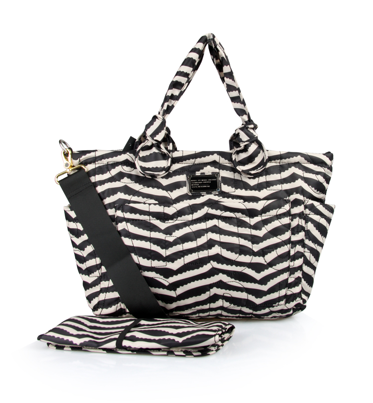 Marc By Marc Jacobs Top Nylon Eliz A Baby Bag MJ1337 115_LRG