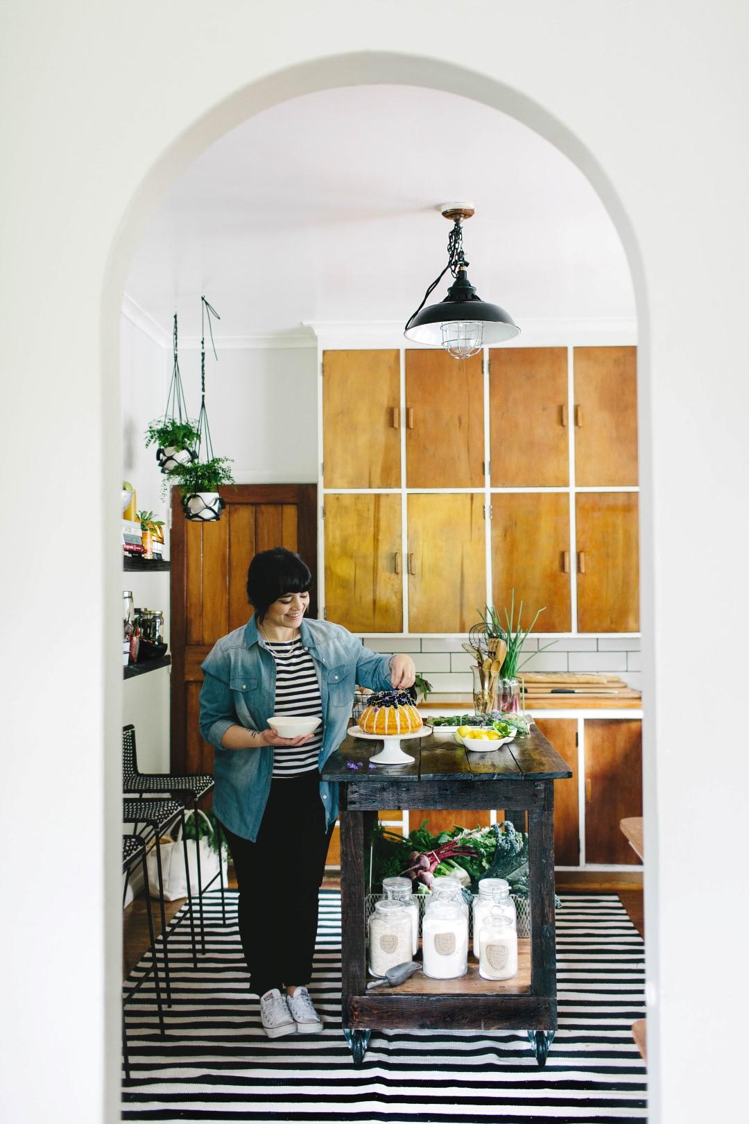 Kitchen Portrait (2) (Large)