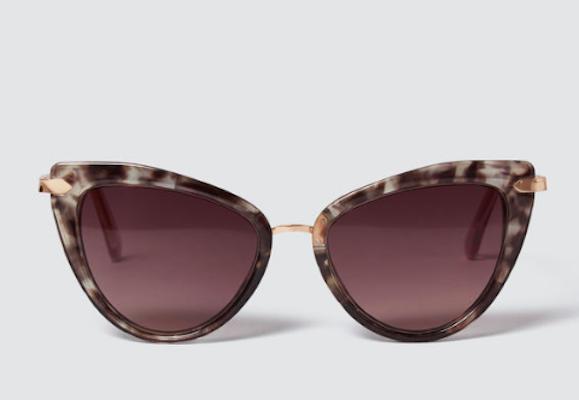 Seed, Olivia cat eye sunglasses, $49.95
