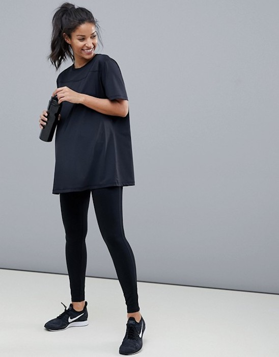ASOS maternity leggings, $32