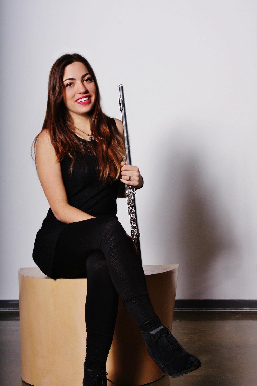 Elisa Muzzillo - Flute