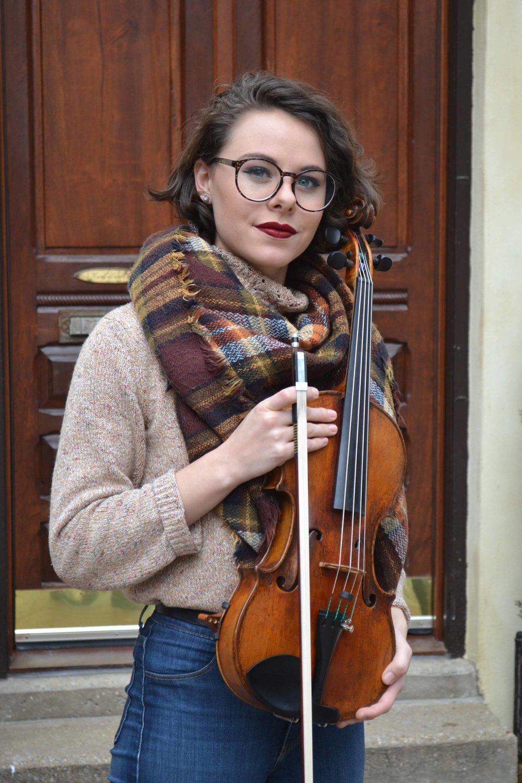 Deanna Brooke Mead - Viola
