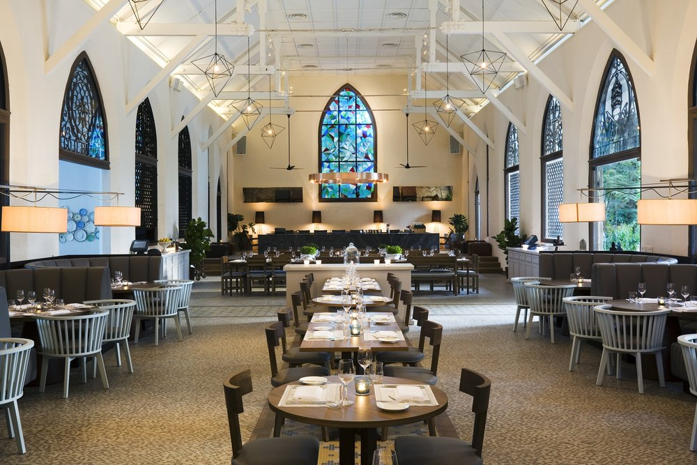 The White Rabbit Dining Room