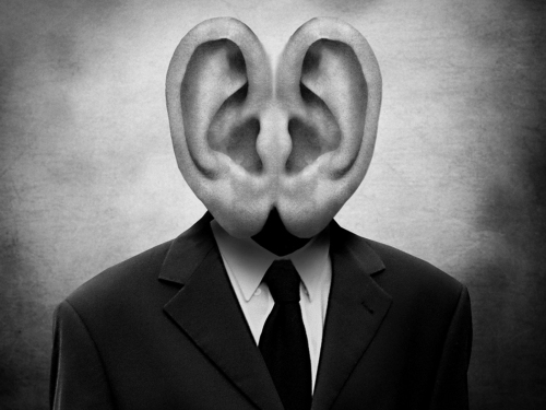 All Ears - Ben Goossens