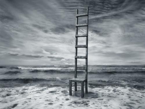 High Chair - Dariusz Klimczak