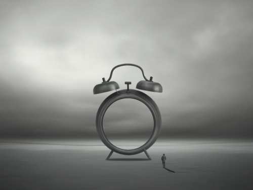 Time Was - Philip Mckay
