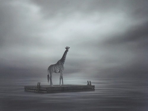 Lost at sea - Philip Mckay