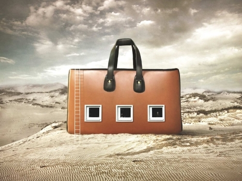 House Bag - Dariusz Klimczak