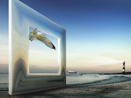 Seaside Postcard - Ben Goossens