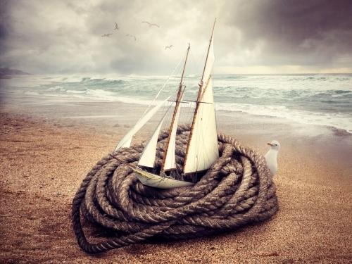 Beach Bound - Sarolta Bán