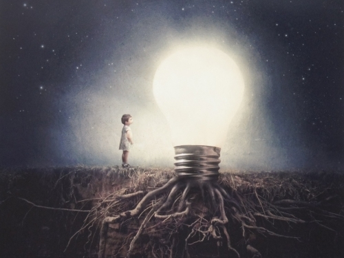 Enlightenment - Sarolta Bán