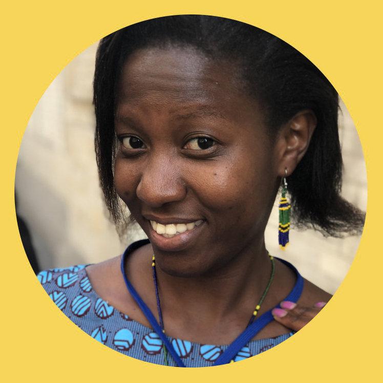 🇹🇿 Judith Kitinga - Youth Accountability Advocate at Restless Development Tanzania.