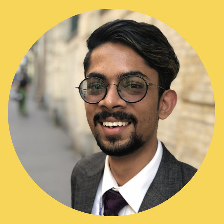 🇮🇳 Omang Argarwal - Omang is a youth advocate and fellow working with Restless Development India.